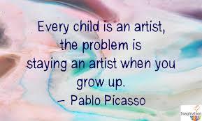 Creative-Pablo Picasso