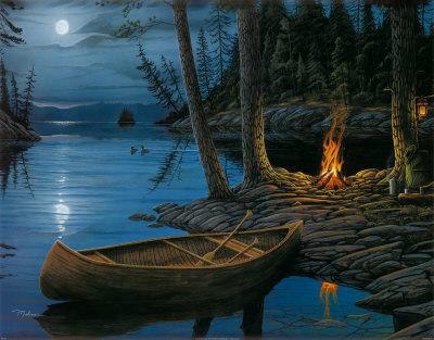 ervin-molnar-camp-fire-canoe1