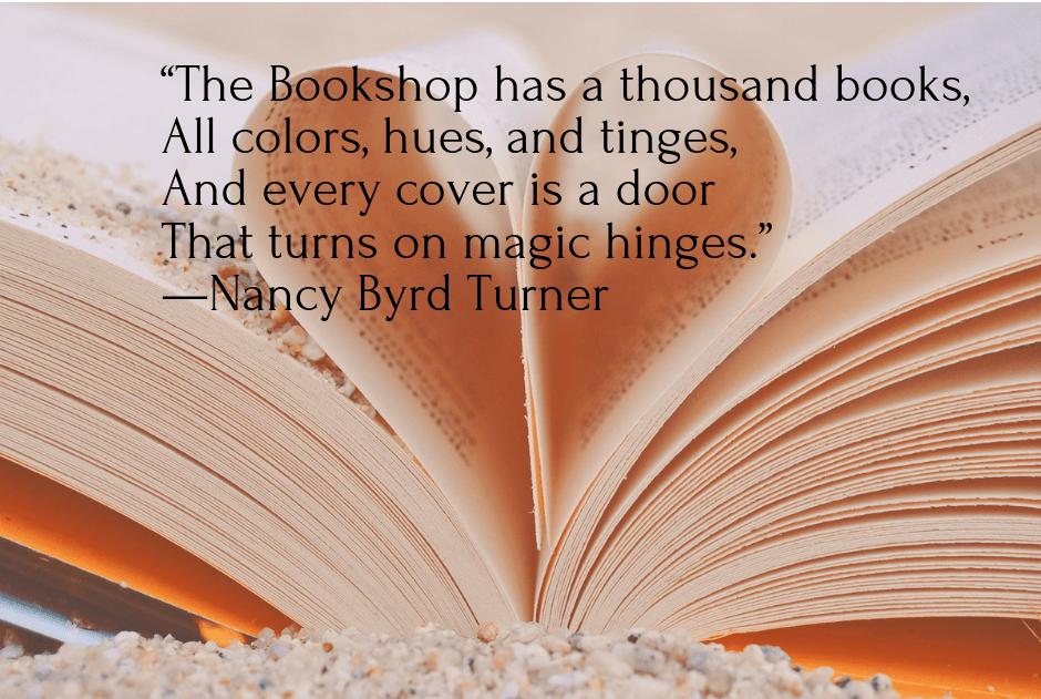 The Bookshop Quote